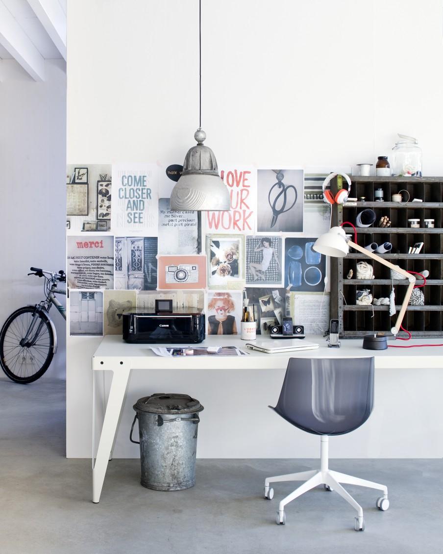 Hippe bureaustoelen - Werkplek inrichten - Thuis