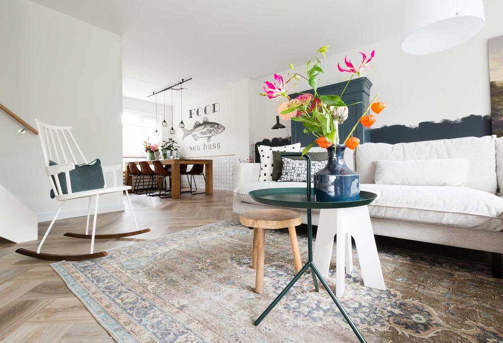 Weer Verliefd Op Je Huis Make Over In Zwaag Stylist Wendy