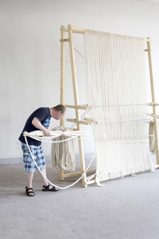 Roland Pieter Smit Wolwaeren gemaakt van Texelse wol | vtwonen.nl