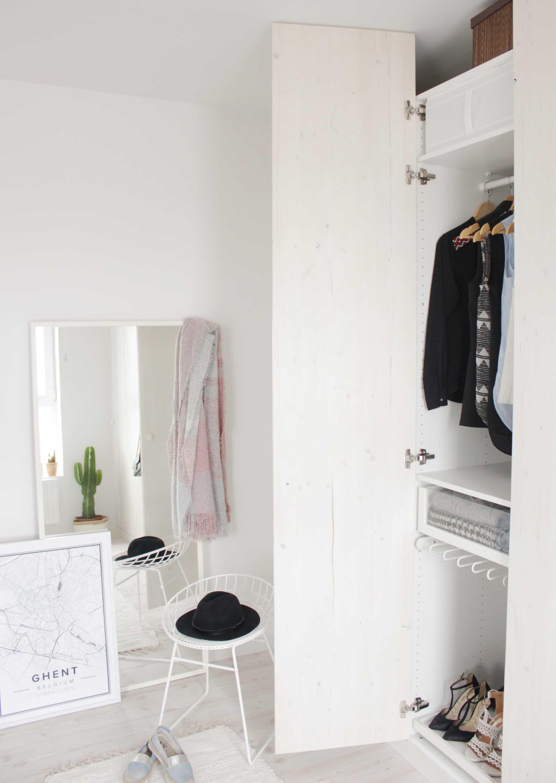 kleerkast deur wit
