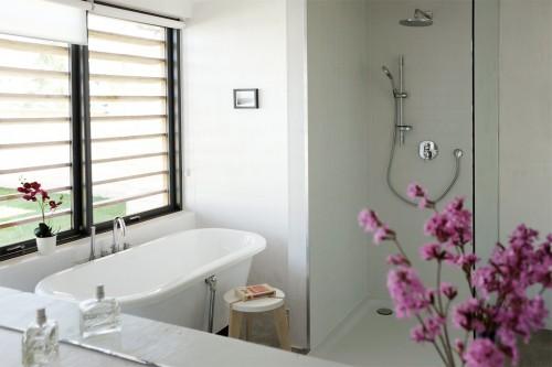 vakantiehuis duitsland badkamer