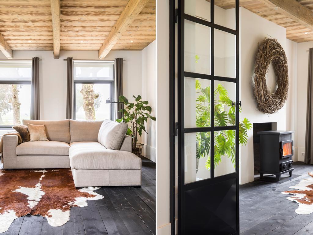 bk 1 woonkamer zetel landelijk met planten
