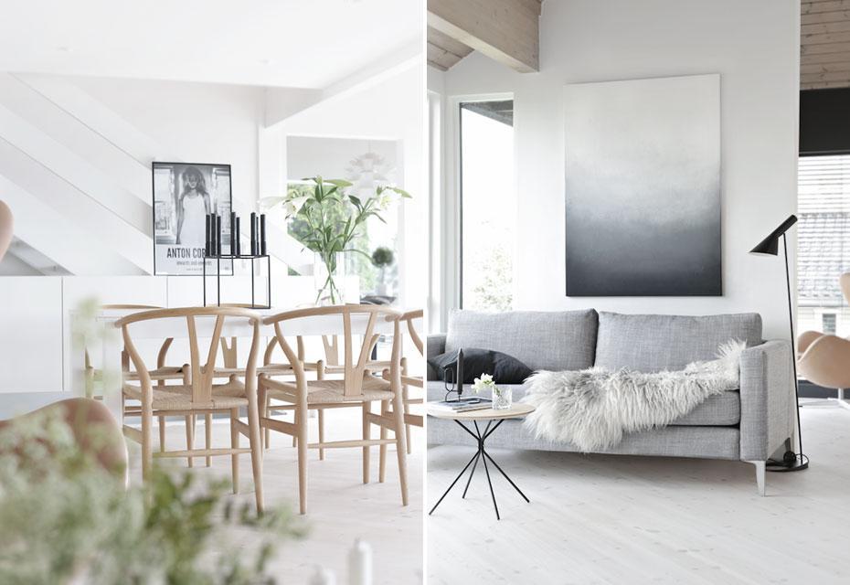 Dit zijn de basics van een Scandinavisch interieur