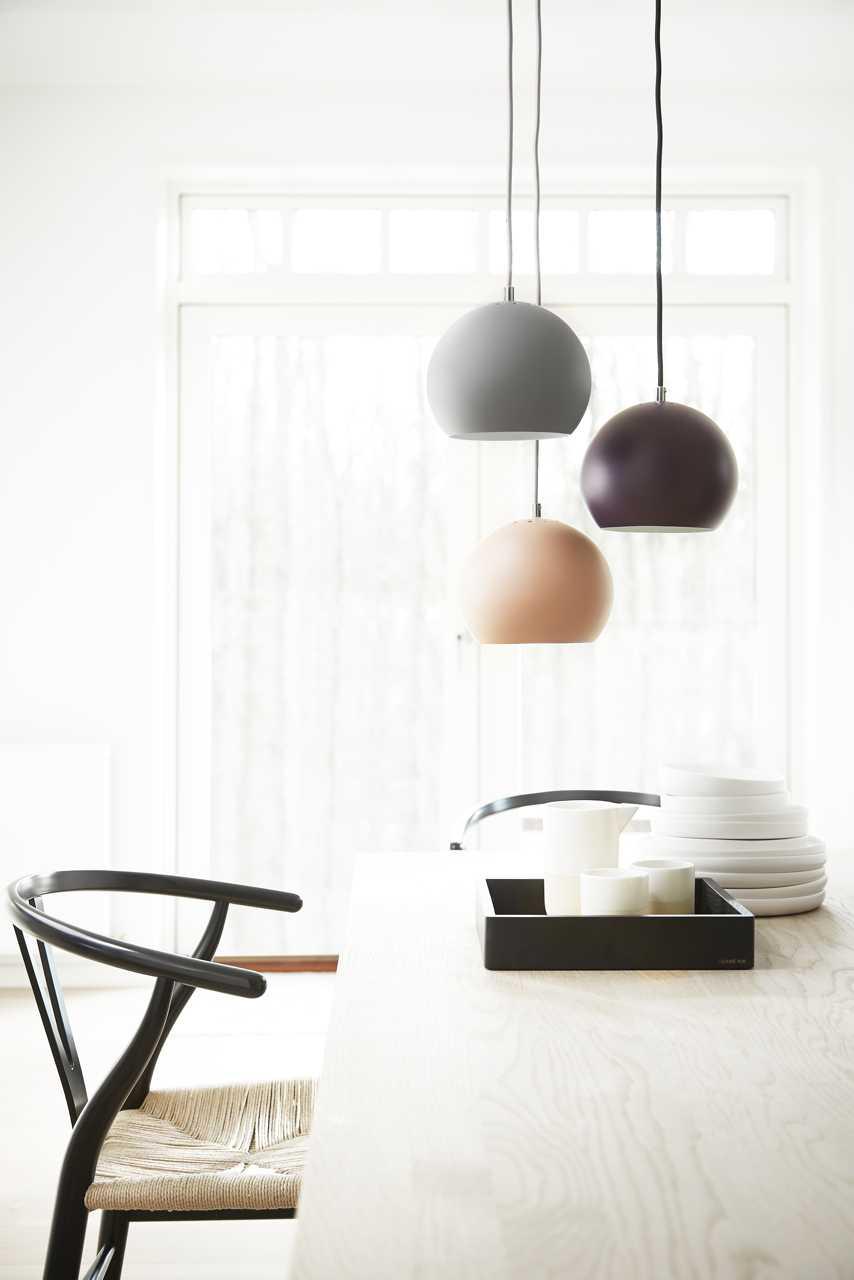 licht hanglamp naturel