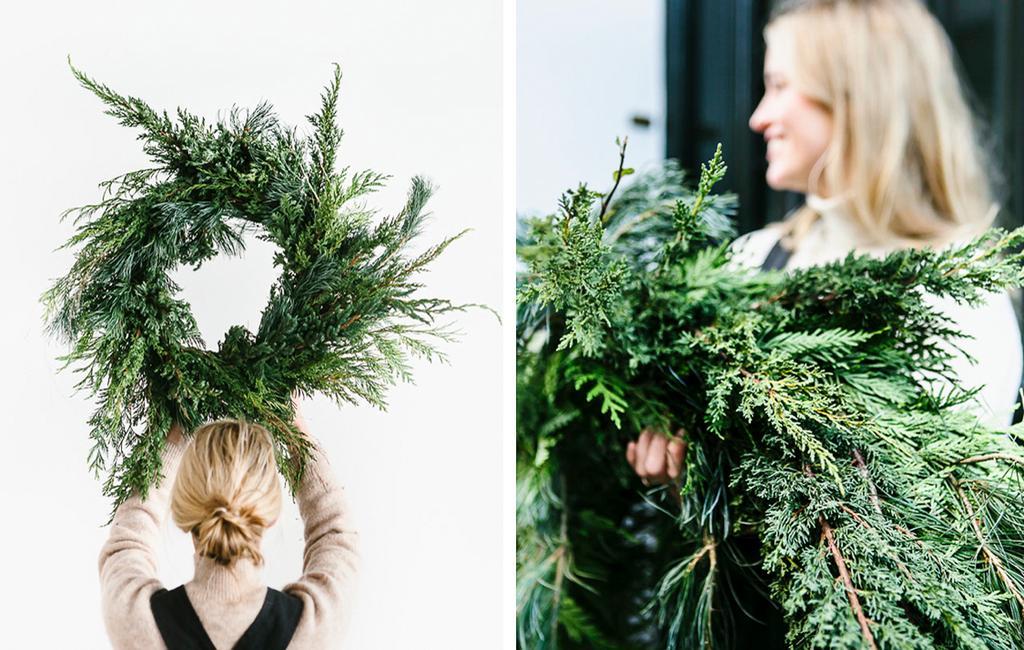 vtwonen | stylen met kerstgroen
