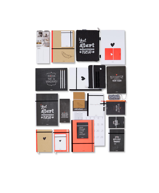 notitieboekjes en angenda's