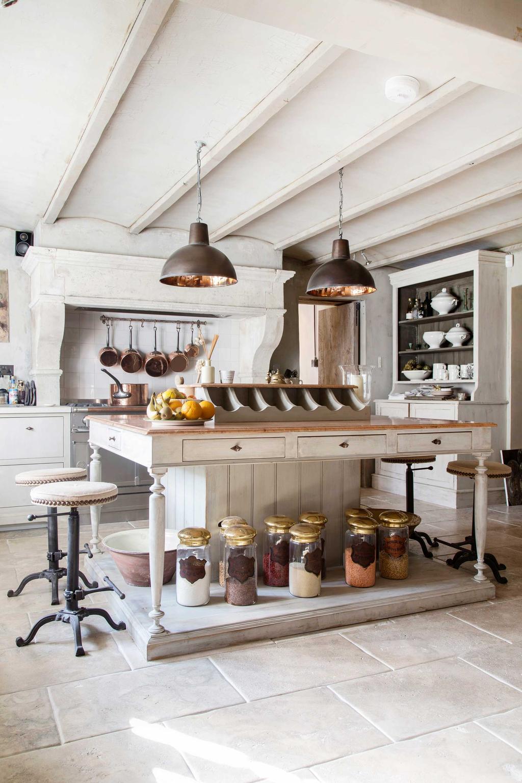 Binnenkijker Londen keuken