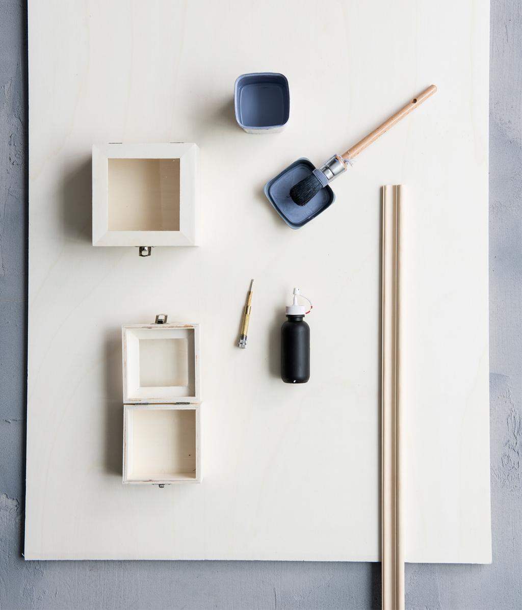 benodigdheden | DIY | vtwonen 08-2019