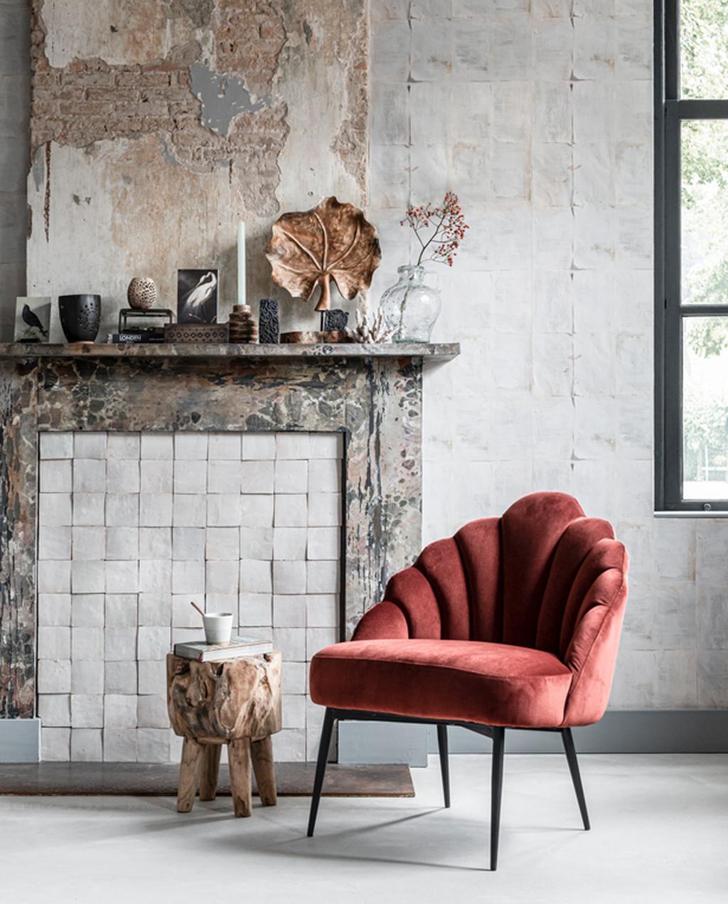 vtwonen feestkalender 2019 |  rivoli fauteuil
