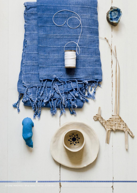 Handdoeken voor een hamam gevoel in huis - Hammam34 - vtwonen