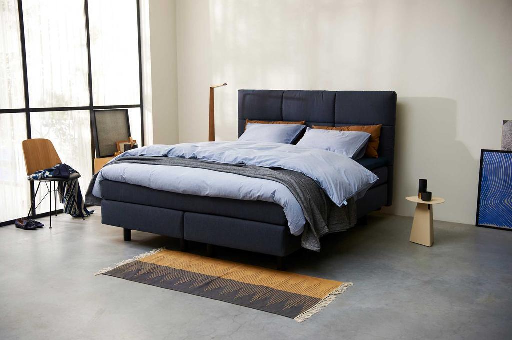 hotelgevoel slaapkamer auping
