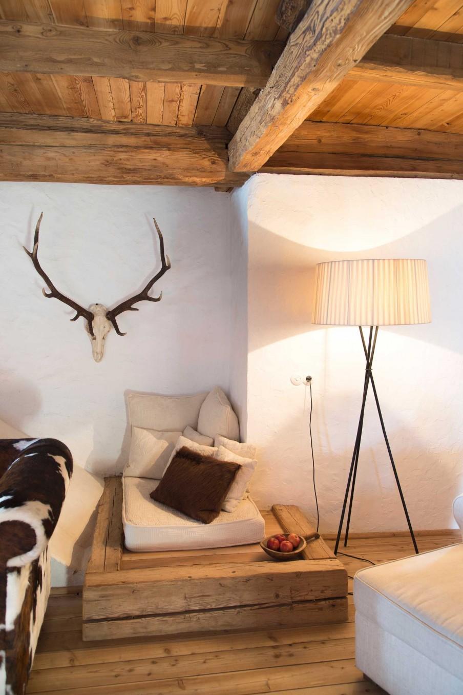 Tyrol du Sud lampe