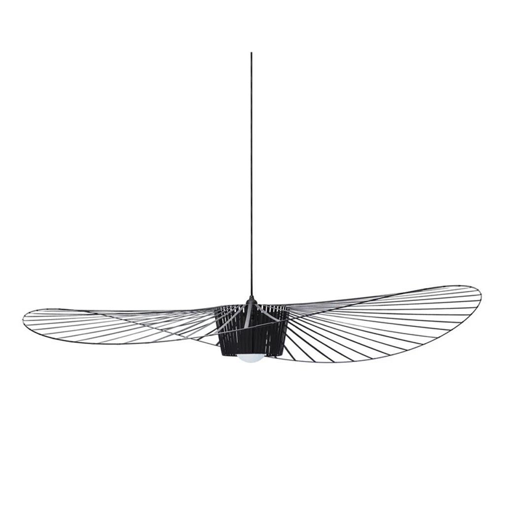 design hanglamp met een ronde vorm