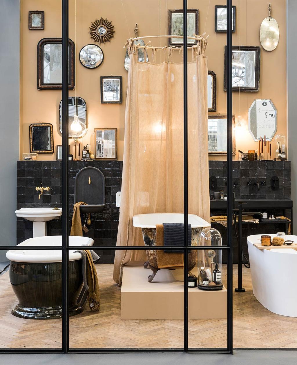 vtwonen huis 2018: badkamer
