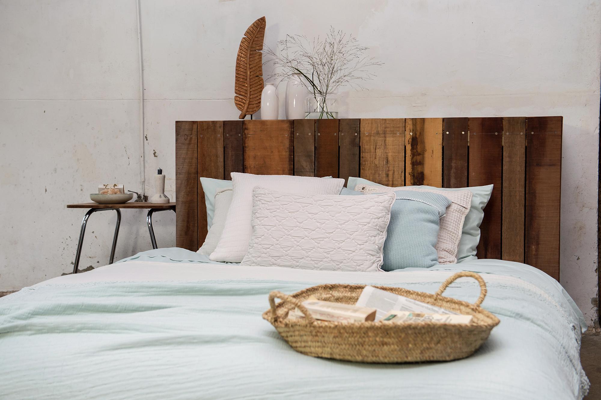 Koeka bed slaapkamer