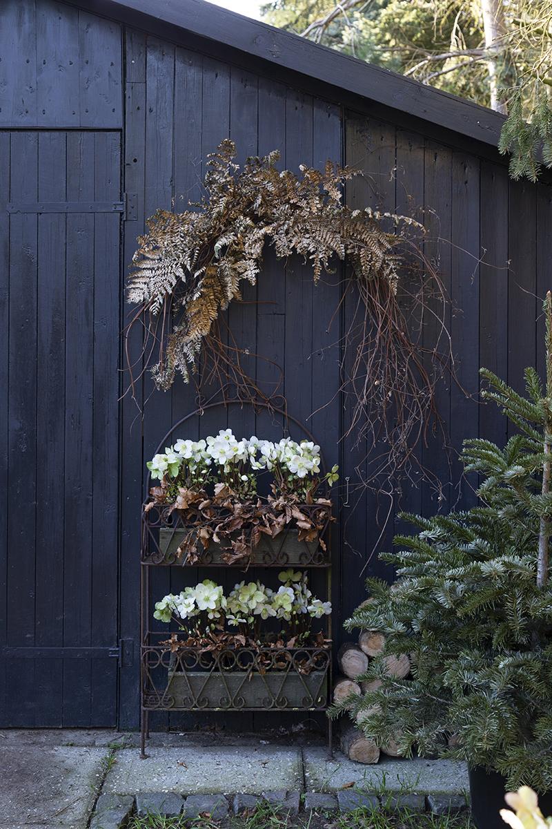 kerst diy floorabella style rustique kerstkrans