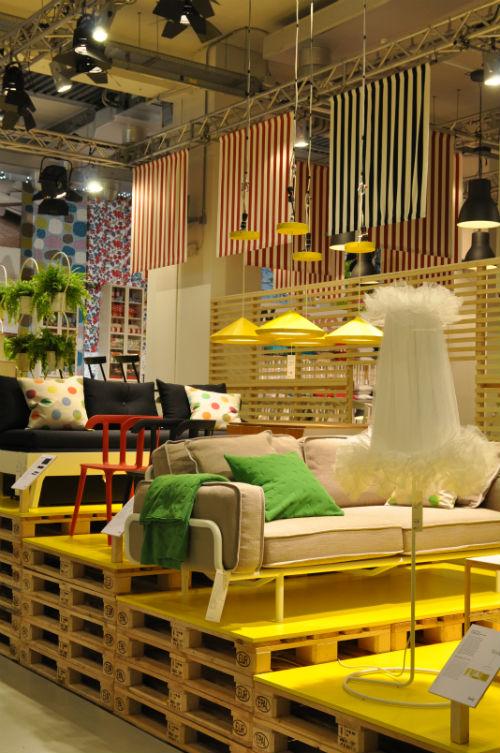 Ikea design Milaan