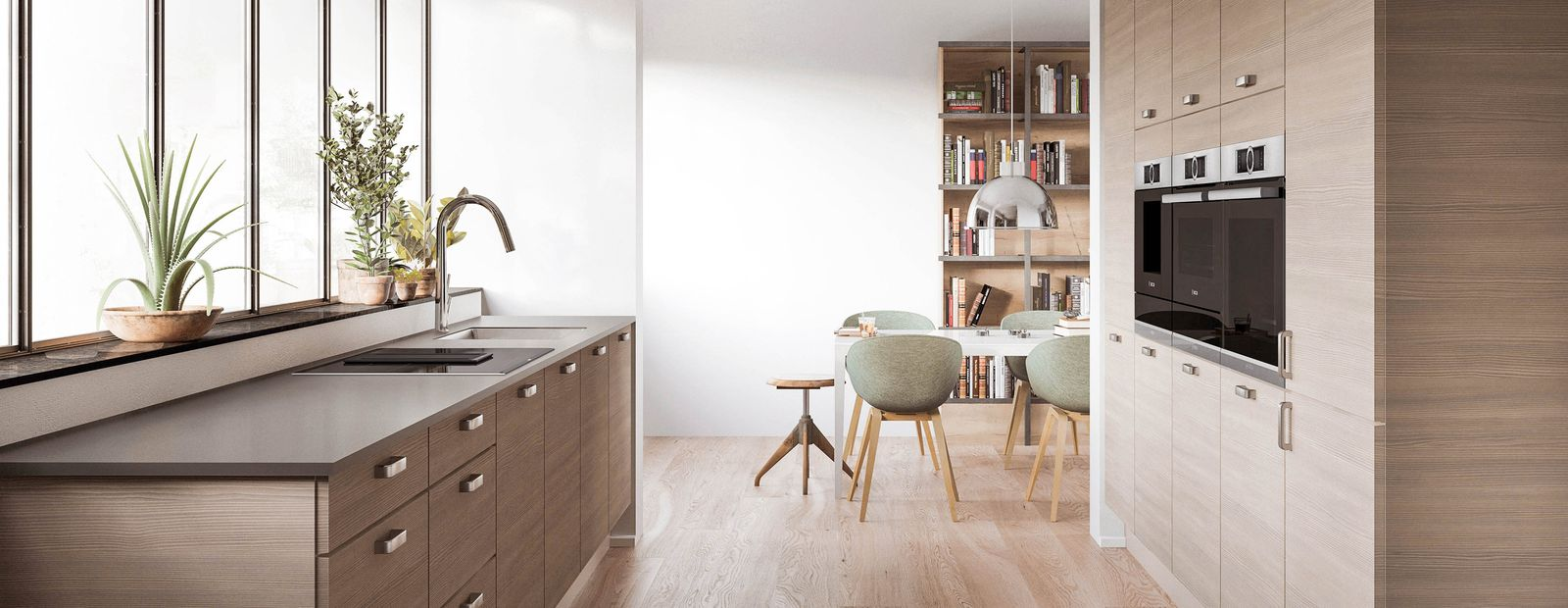nieuwe keuken stappenplan BSH