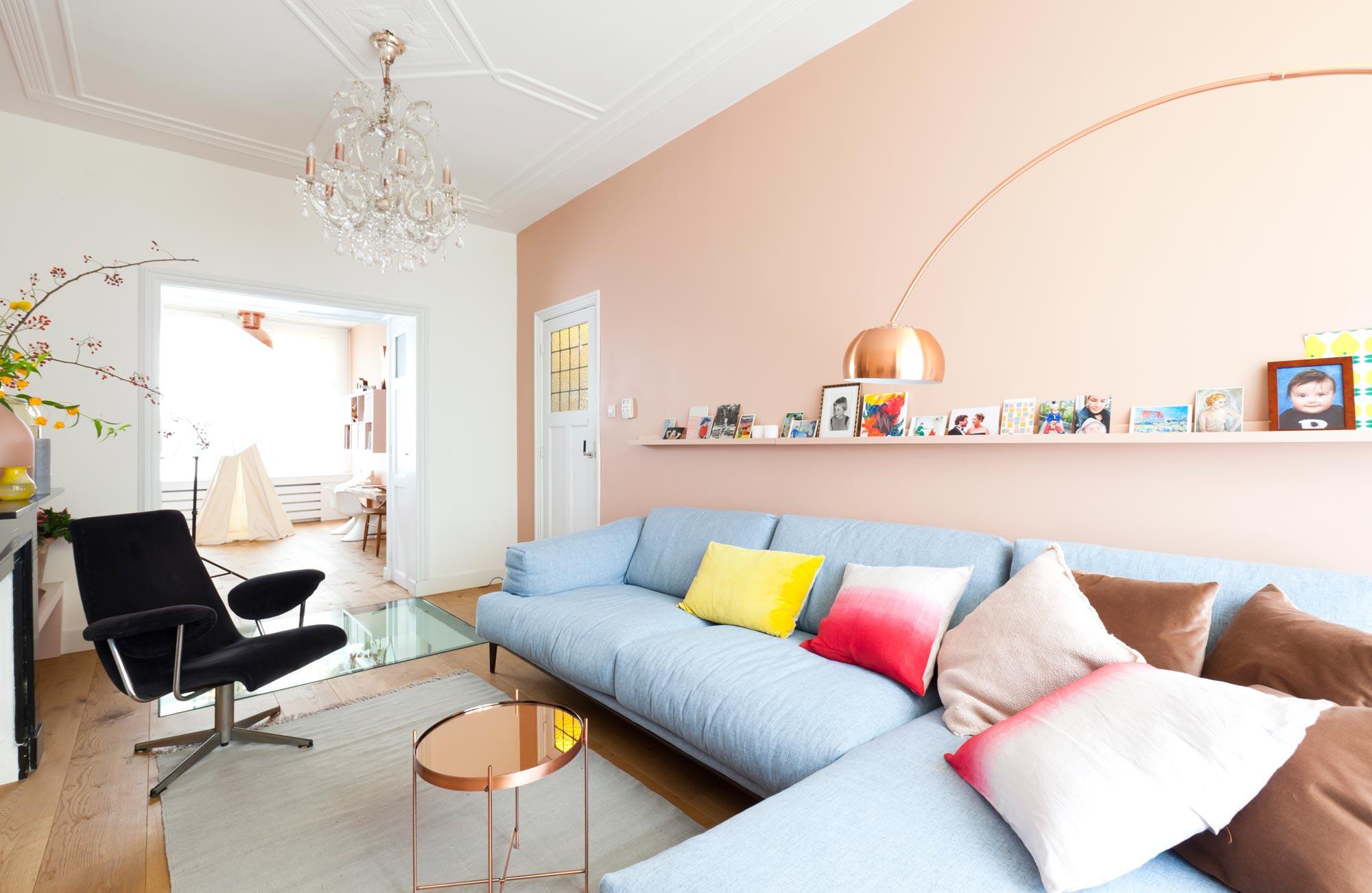 pastel interieur