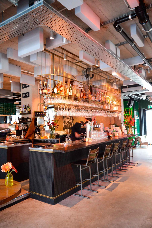 Bar in Restaurant C