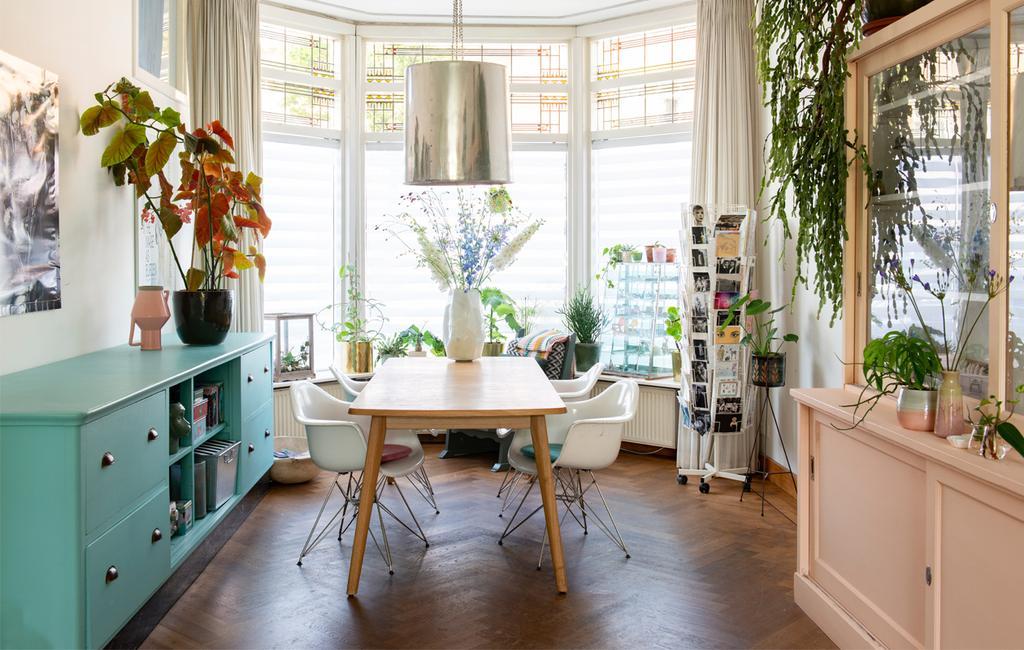 Sfeervolle eetkamer | Den Haag