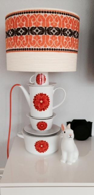 servieslamp