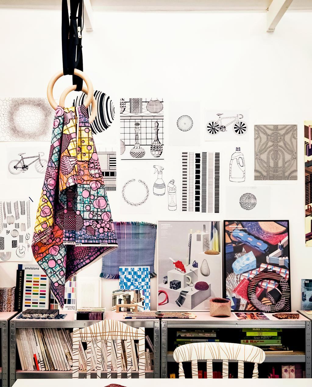 vtwonen 6-2019 | Ambacht Simone studie speelplek | Ontdek het ambacht: recycle textiel