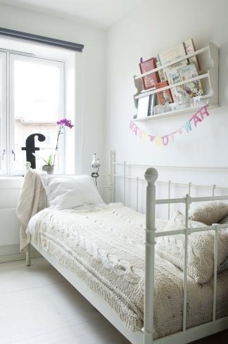 Kinderkamer romantisch