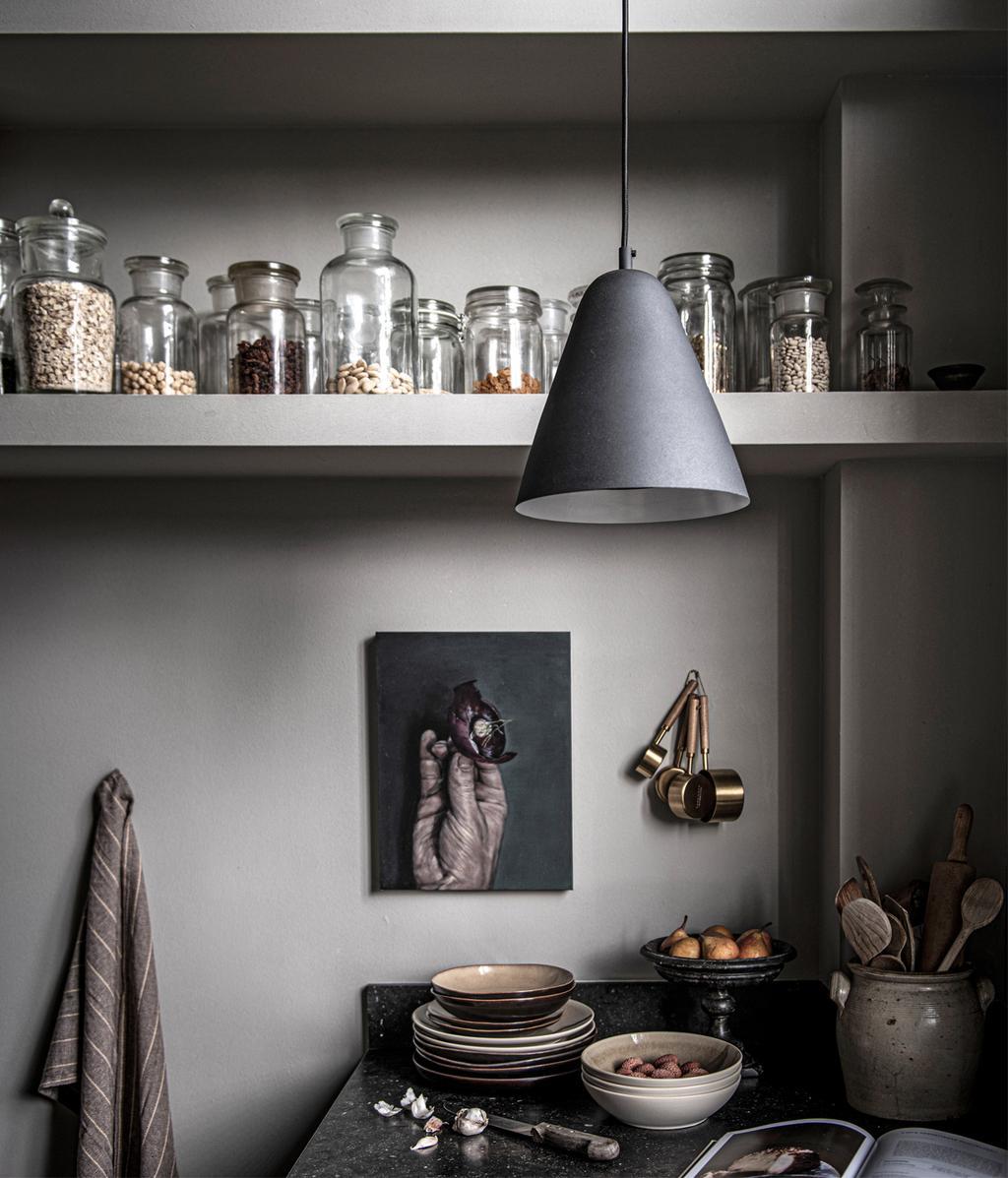 keuken | Light & Living hanglamp  | vtwonen 01-2021