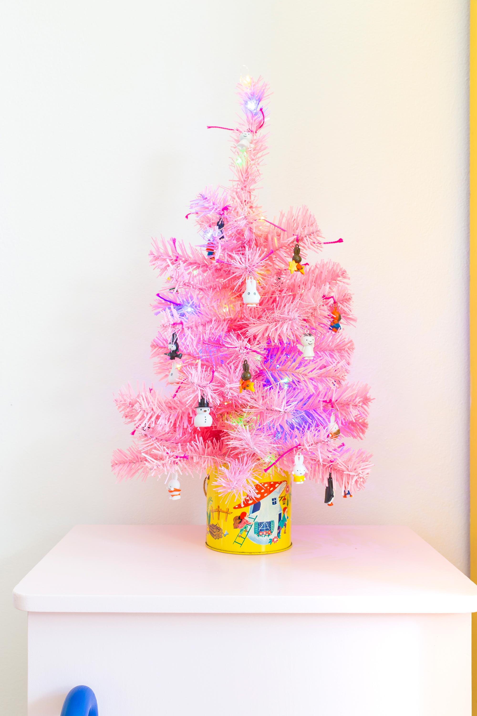 Oh marie roze nijntjes boom
