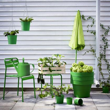 Groene-tuinmeubels