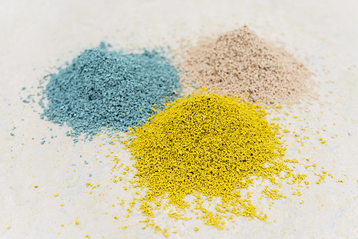 voordelen linoleum kleurpoeder the floor is yours aflevering 1 Forbo