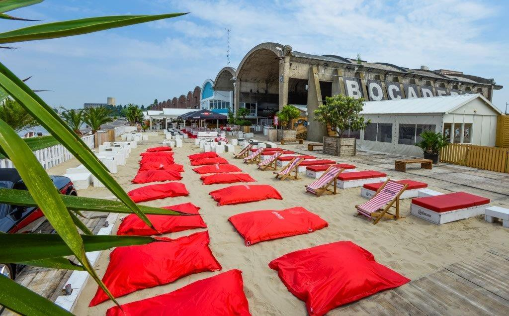 Bocadero strand