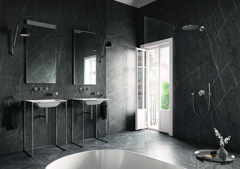 grohe douche badkamer verlichting