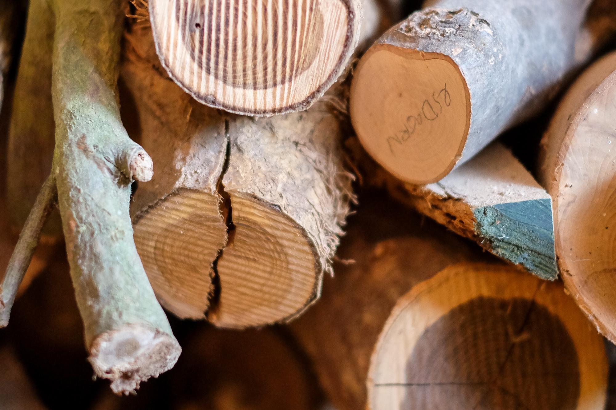 PRCHTG houten vogels