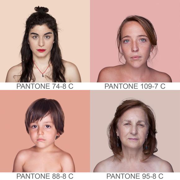 huidskleuren