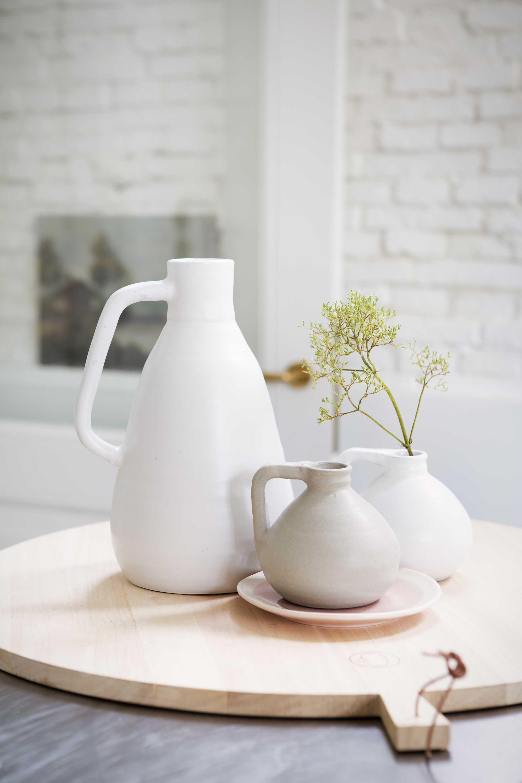 vtwonen collectie vazen keramiek