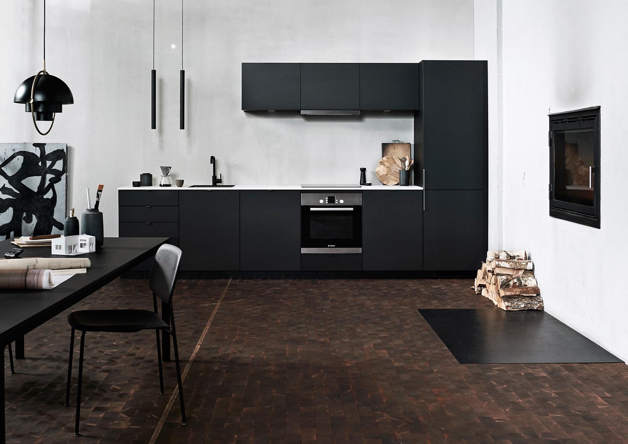 Deens design in de keuken