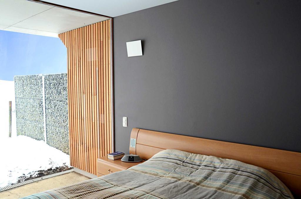 Binnenkijken nieuwbouw energiezuinig slaapkamer