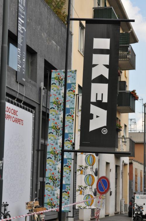 Ikea design Milaan Salone e mobile