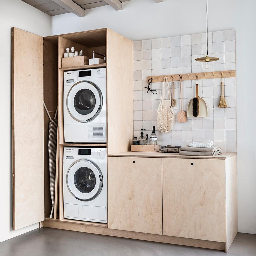 DIY waskast | opgeruimd washok