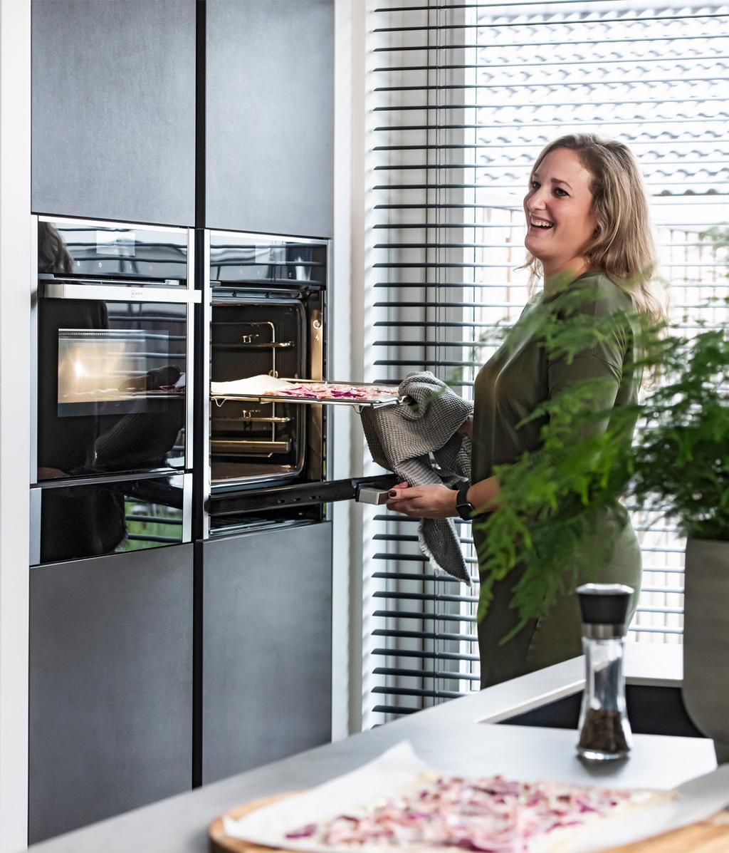 Neff oven | slimme keuken