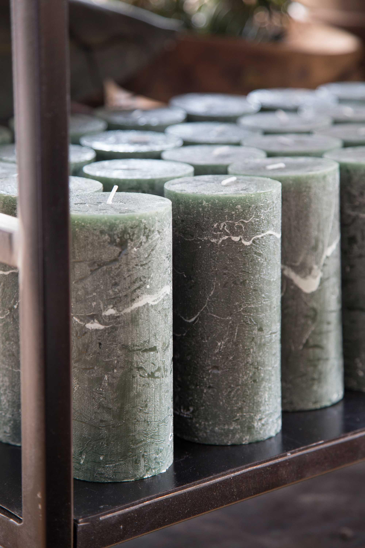 groen kaarsen