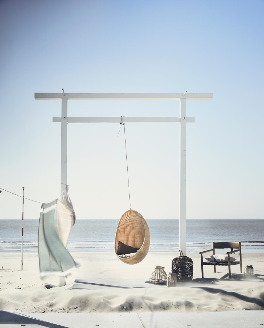 vtwonen 06-2020 | hangei op het strand bij de zee