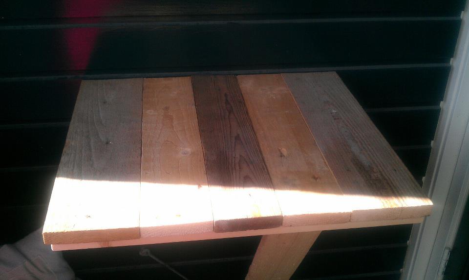 Balkon klaptafel
