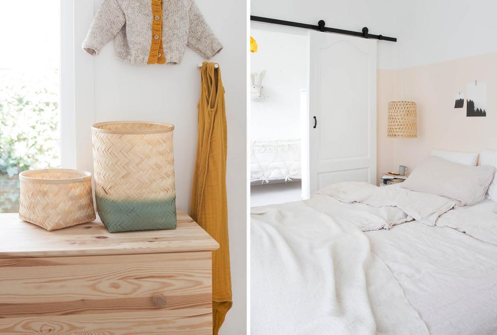 basic slaapkamer wit