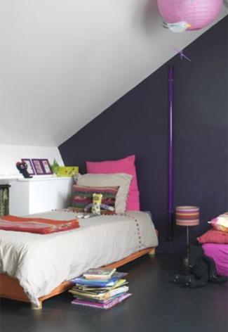 ideeën voor een slaapkamer op zolder