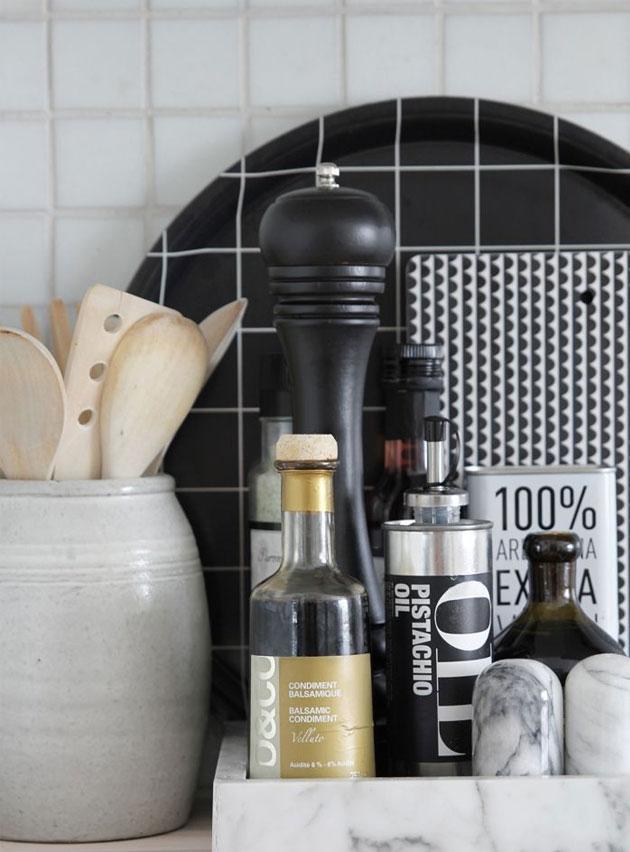 5 manieren om een dienblad te stijlen - Dienblad in de keuken
