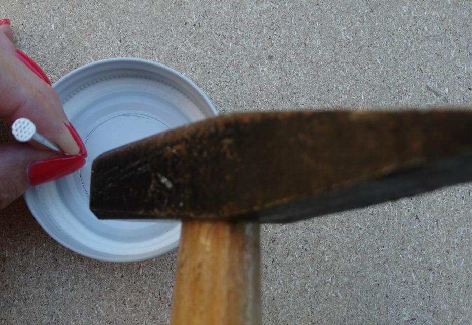DIY: Maak je eigen mason jar lamp - Stap 2 - vtwonen