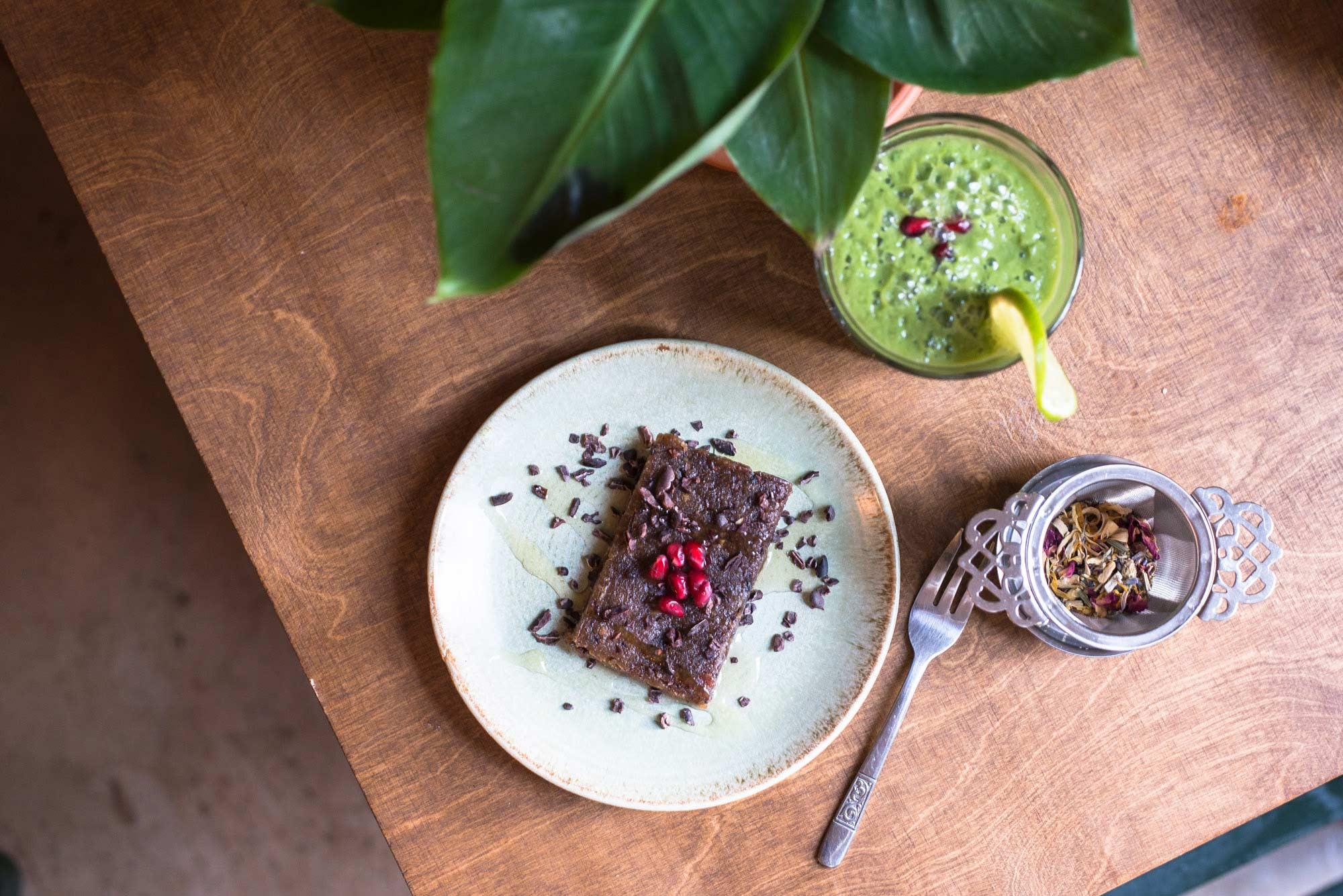 Healthy food bij OERWOUD Den Bosch